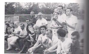 pierwszy ogólnopolski turniej klasyfikacyjny Polanka Redłowska Gdynia 1965