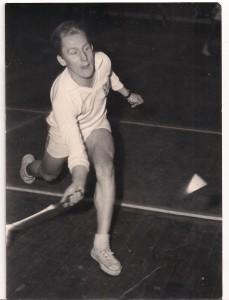 Andrzej Szalewicz gra w kometkę