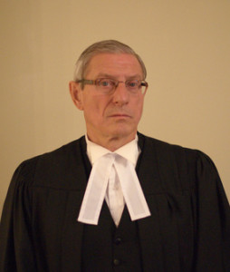 adwokat Lesław Les Sosnowski 3 DAN w judo