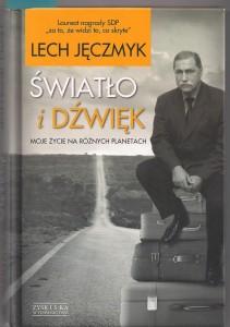 Lech Jęczmyk autor książki Światło i Dźwięk - Moje Życie na Różnych Planetach