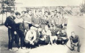 na obozie judo w Wilkasach