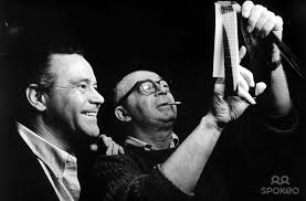 Jack Lemmon i Billy Wilder