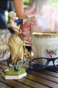 """Moja ulubiona figurka """"Dama z Lotką"""""""